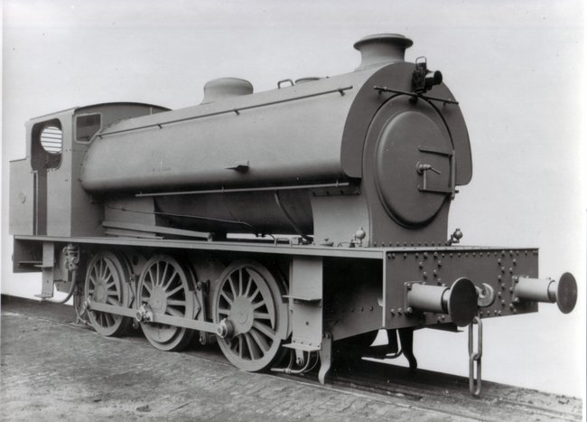 75048 123  (Hunslet Engine Co 2897/1943)