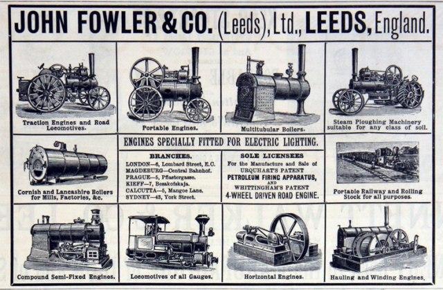 Leeds Engine © MMXIX