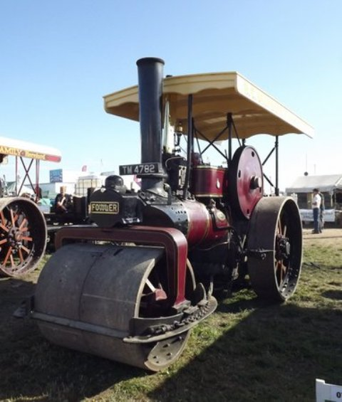 Jf 17560 Steam Roller Dorset 2013 Kw