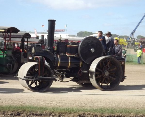 Jf 9005 Steam Roller Lord Kitchener Dorset 2013 Kw