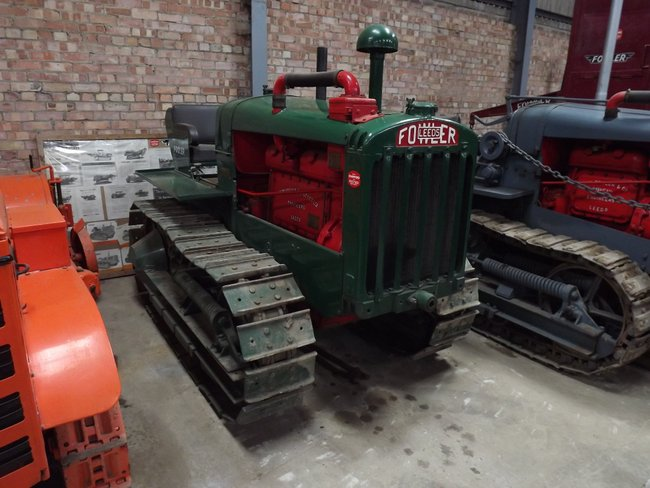 Jf 4-40 Crawler Tractor Frithville 2014 (2) Kw