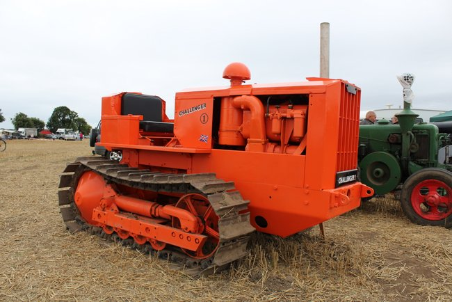 Jf 4460199 Challenger 1 Crawler Tractor Crockey Hill 2016 Kw